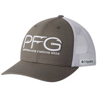 PFG Mesh Snap Back™ Hooks Ball Cap by Columbia front