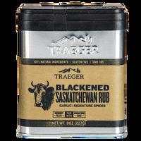 Traeger Blackened Saskatchewan Rub front