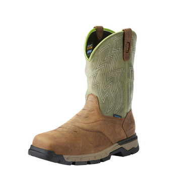 Ariat Men's Rebar Flex Western Waterproof Work Boot