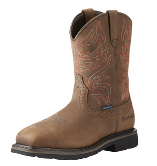 Ariat Men's Sierra Delta Waterproof Work Boot