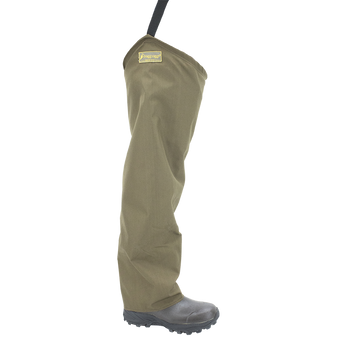 Frogg Togg Brush Hogg Heavy-Duty Nylon Bootfoot Hip Wader side