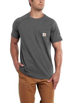 Carhartt Force® Cotton Delmont Short-Sleeve T-Shirt