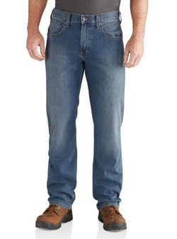 Carhartt Rugged Flex® Relaxed Fit Straight Leg Jean front