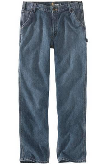 Carhartt Relaxed Fit Holter Dungaree Jean