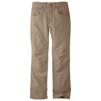 Mountain Khakis Men's Camber 107 Pant Dark Khaki