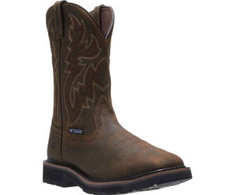 Men's rancher Met Guard Steel-Toe Wellington by Wolverine front right side