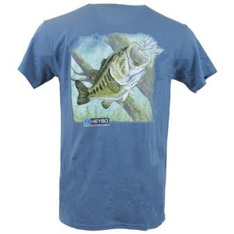 Heybo Bass Short-Sleeve Tee-Shirt