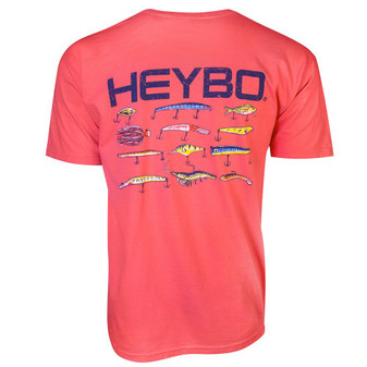 Heybo Offshore Lures Short-Sleeve Tee-Shirt