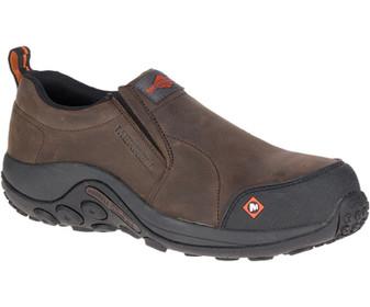 Men's Jungle Moc Comp Toe Work Shoe Wide Width by Merrell side