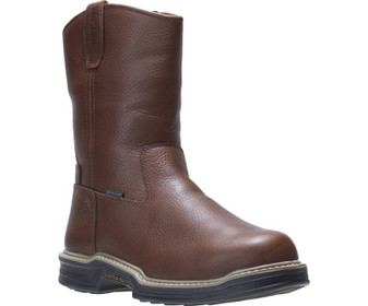 Men's Darco Waterproof Steel-Toe Wellington by Wolverine front right side