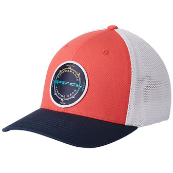 PFG Mesh™ Seasonal Ball Cap by Columbia front