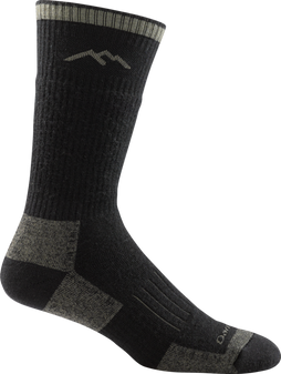 Darn Tough Hunter Boot Sock Full Cushion Sock Charcoal