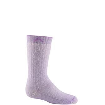 Wigwam Merino Kid's Comfort Hiker Socks Lilac
