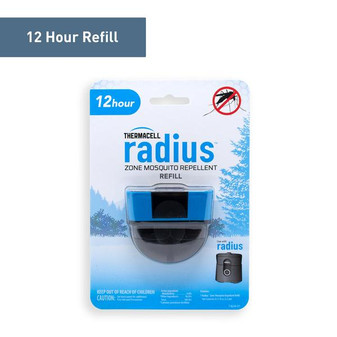 Thermacell Radius 12 hour Refill front