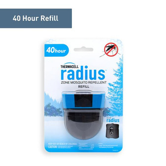 Thermacell Radius 40 Hour Refill front