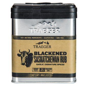 Traeger Blackened Saskatchewan Rub front