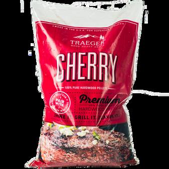 Traeger Cherry Premium Hardwood Pellets