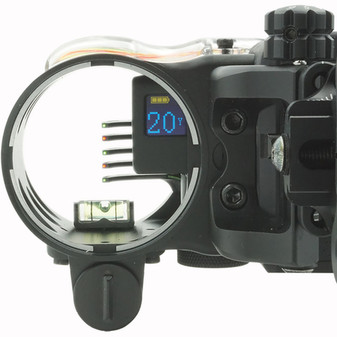 NEW FOR 2019! IQ Define Rangefinder Sight 5-Pin RH Sight