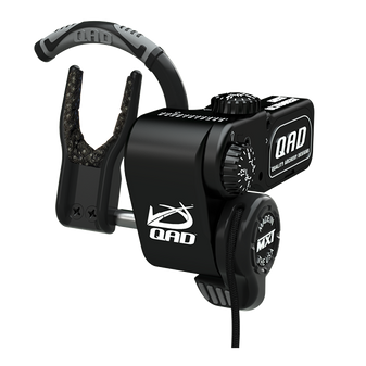 QAD Ultrarest MXT - Black - RH
