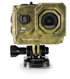 Xcel 4K Compact Action Camera