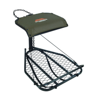 Millennium M25 w/ Footrest Steel Hang-On Stand