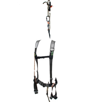 STS FastBack Safety Harness - Small