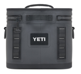 Yeti Hopper Flip 8 - Charcoal