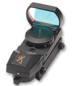 Buck Mark Reflex Sight