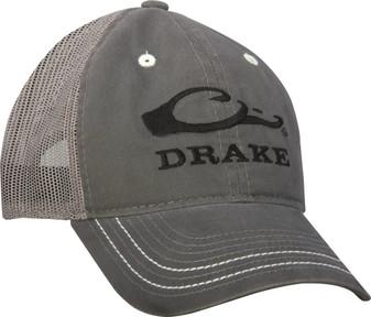 Drake Mesh Back Logo Cap