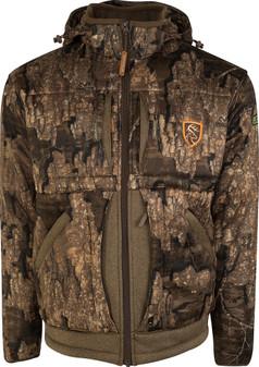 Drake Stand Hunters Silencer Jacket