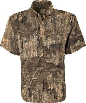 Drake EST Camo Wingshooters S/S Shirt