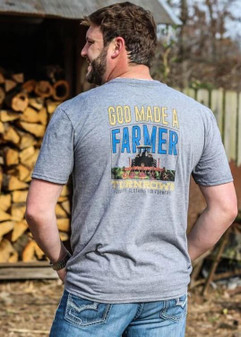 God Made A Farmer S/S Tee