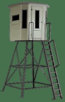 Muddy Bull Blind & Elite 10' Tower