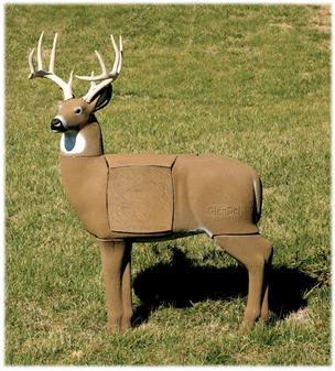 Full Rut Buck w/4 Sided Insert