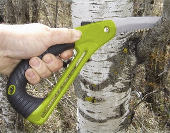 Folding Saw w/Hand Protector