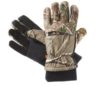 Insulated Tricot Hunting Glove