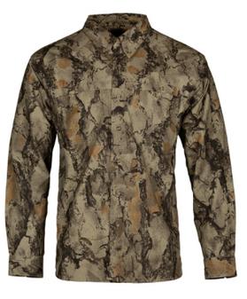 Natural Tactical Stretch Bush Shirt