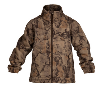Natural Youth Classic Fleece Jacket