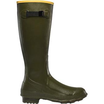 "Grange Boot 18"" OD Green"