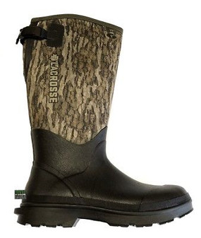 "Alpha Range Boot 17"" - Mossy Oak Bottomland"