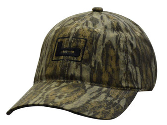 Banded Hunting Cap w/Logo