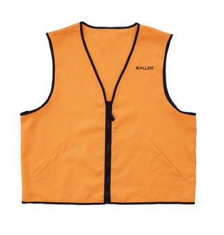 Deluxe Blaze Orange Vest - Small