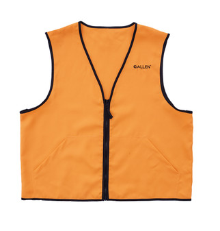 Deluxe Blaze Orange Vest - 2XL