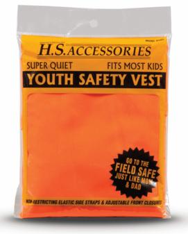 Youth Safety Vest - Blaze