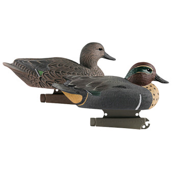 Avery Life-Size Green-Winged Teal Decoys