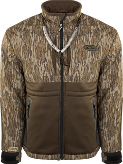 Drake Guardian Flex Full Zip Heavy Weight Wading Jacket