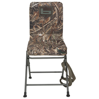 Banded Swivel Blind Chair -Max5