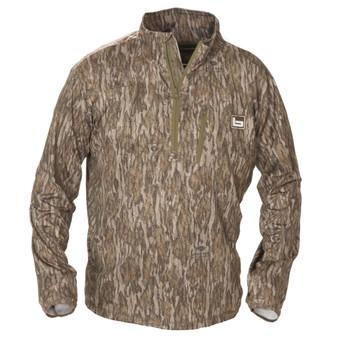 Banded Tech Stalker 1/4 Zip Pullover