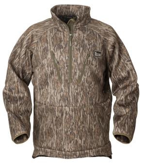 Heavy Tech Fleece 1/2 Zip Pullover