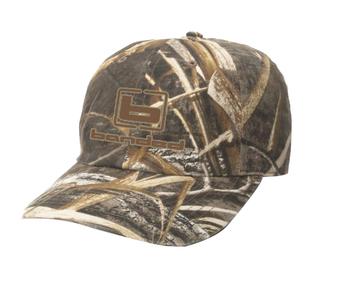 Oiled Hunting Cap w/b Logo